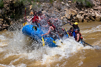 Rafting The Animas River